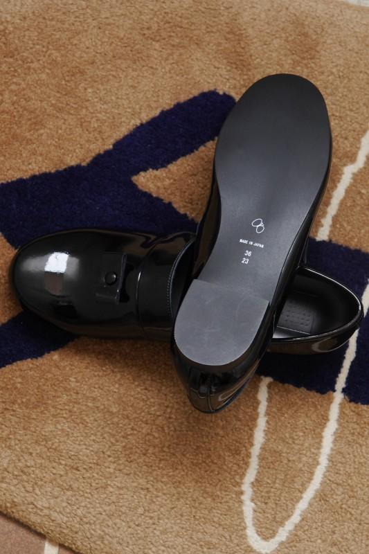 ミナペルホネンの靴・ruban