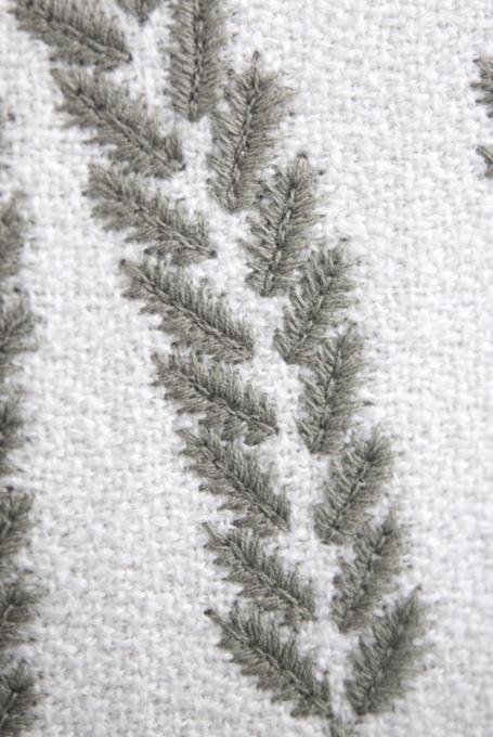 ミナペルホネンspica・刺繍のアップ